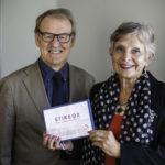 Åke och Eva etikettbox