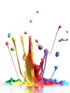 Teambuilding med färger